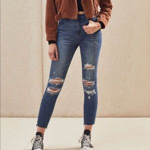 Pacsun high rise ankle jegging 2E